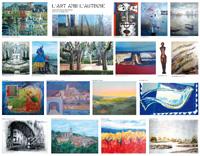 25 artistes cedeixen obres en benefici de la fundació Autisme Mas Casadevall