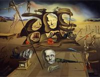 Retrospectiva de Salvador Dalí a Moscou