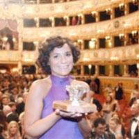 Mariolina Venezia, premi Campiello 2007 i Premi Llibreter 2007, fa una xerrada a la Biblioteca Enric Miralles de Palafolls