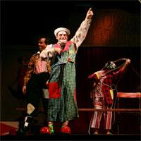 Els Colombaioni porten a Temporada Alta I clowns di Fellini