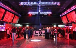 La nova sala Stroika acull tres concerts de l?Estepa Mediterrània