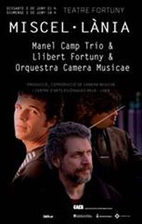 Manel Camp Trio estrena l?espectacle Miscel·lània al Teatre Fortuny de Reus