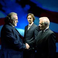 El Teatre Lliure obrirà la temporada 09/10 amb Nixon-Frost de Peter Morgan