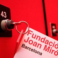 La Fundació Joan Miró convida tothom a visitar de franc la col·lecció permanent
