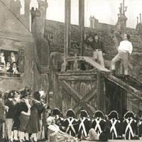 Es recupera la memòria de la guerra civil amb el teatre