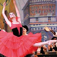 Les primeres figures del ballet rus arriben al Liceu