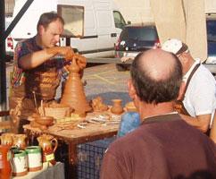 La cuina del Montseny, eix de la II Fira Gastroart d?Hostalric