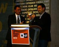 Cupatges.cat, premi APPEC a la millor acció digital 2010