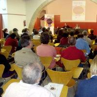 Victòria Camps dóna el tret de sortida a la programació de Girona Intercultural 2011