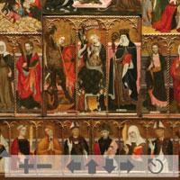 El Museu Episcopal de Vic mostra les obres mestres en alta resolució