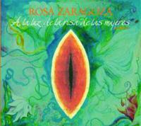 Rosa Zaragoza presenta el seu nou disc 'A la luz de la risa de las mujeres'