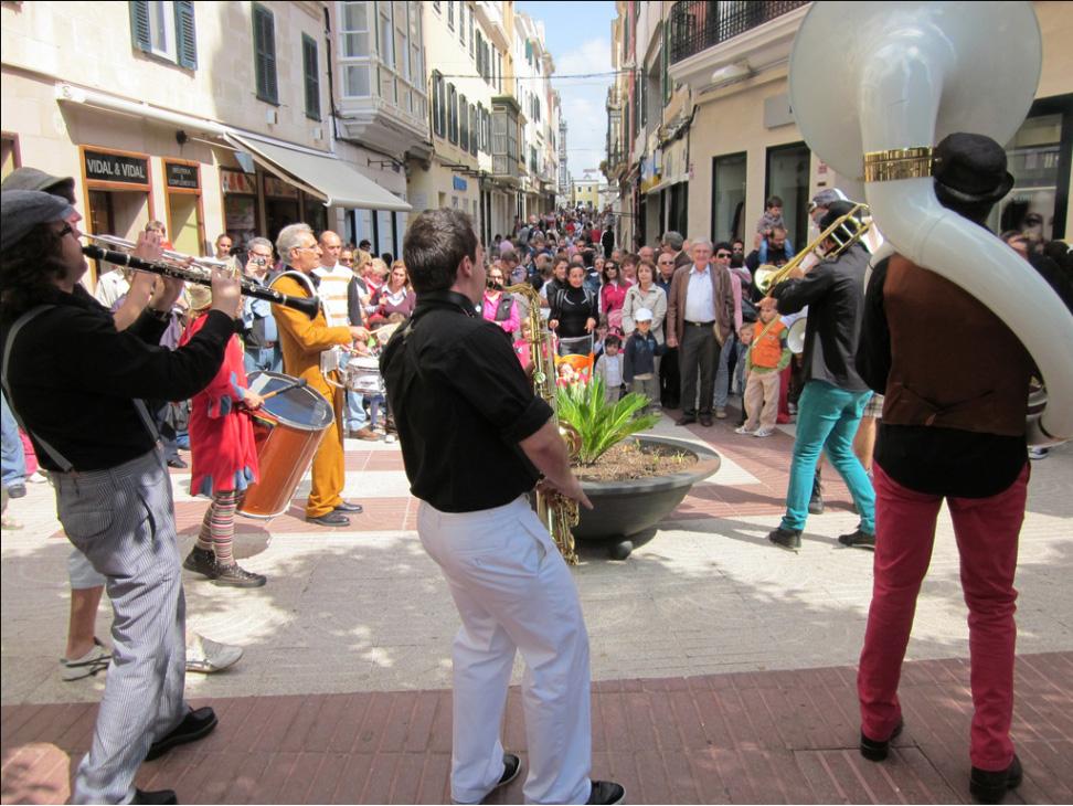 Arrenca la 12a FiM, fira de música al carrer de Vila-seca