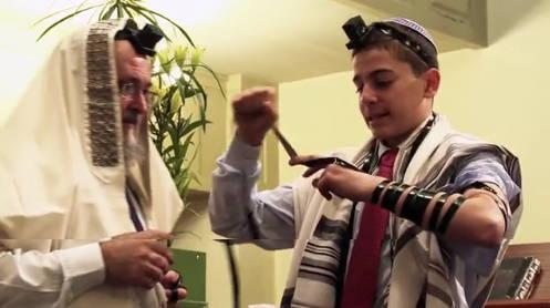 Martí Sans presenta el documental L?estigma? sobre el desconeixement del judaisme