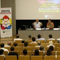 Terricabras inaugura la 20a edició de l'Escola d'Estiu sobre interculturalitat que organitza la Fundació SER.GI