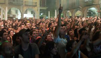 La novena edició de l'Acústica creix i arriba als 38.000 assistents