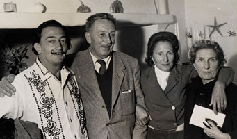 Presentació mundial al Teatre-Museu Dalí de Fantasia i Fantasia 2000 de Disney en Blu-ray