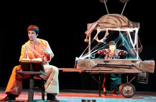 Teatre per a petits i grans a FiraTàrrega