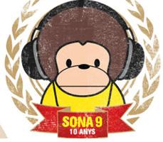 Bläue, Defelpa, La Iaia, Joan Dausà i Els Tipus d'Interès i Pulpopop són els primers finalistes del Sona 9 2010