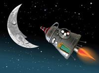 Pau Miró en la direcció i Albert Guinovart en la composició recuperen 'Viatge a la Lluna', una proposta familiar de nova creació