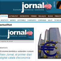 Neix Jornal.cat, el primer diari d'economia i consum en català