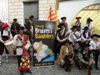 La fira Terra de bruixes i bandolers es celebrarà a Arbúcies els propers dissabte 28 i diumenge 29 d?abril
