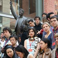 Joves virtuosos de tot el món han arribat a Barcelona per participar al Concurs Maria Canals