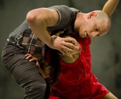 Thomas Noone Dance interpreta tres peces de 3 coreògrafs internacionals