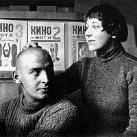 Segona conferència paral·lela a l'exposició de Ródtxenko