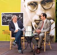 Jaume Cabré, Eduard Márquez i Marta Rojals finalistes del Premi Crexells
