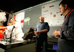 L'Aula activa, una de les grans novetats del Fòrum Gastronòmic 2011