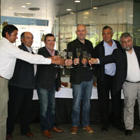 Els olis catalans amb denominació d?origen signen un conveni amb la Fundació Alícia