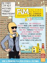 Comença la 13a FiM_Fira de Música al Carrer de Vila-seca