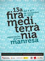 La Fira Mediterrània de Manresa, una estepa creativa amb vint països participants