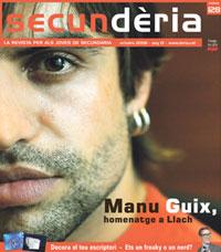 Les revistes Secundèria i L'Hiperbòlic, VIII Premi de l'Associacionisme Jove Català