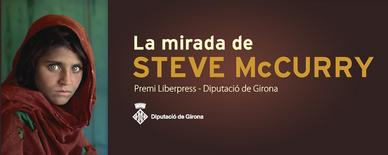 La mirada de Steve McCurry a Girona