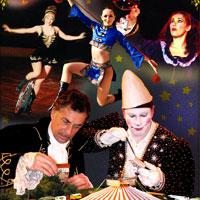 El Circ Raluy porta a Barcelona el seu nou espectacle  'Homenatge al Circ Olympia'