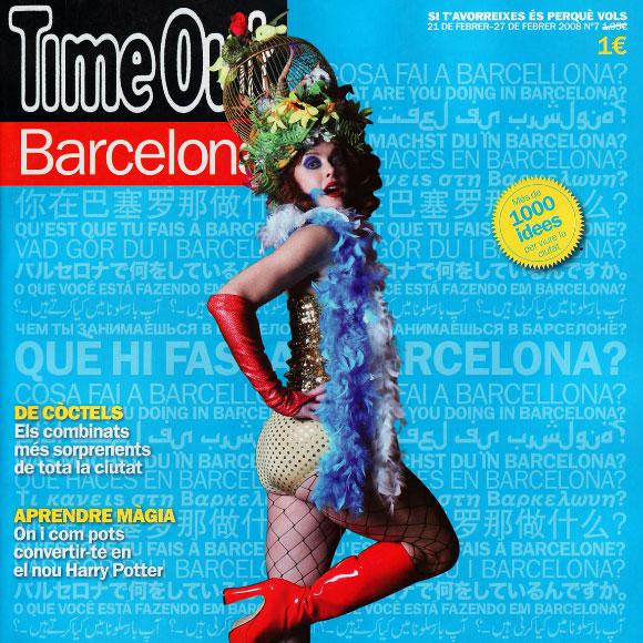 Scott Chasserot mostra els personatges de la Barcelona del XXI a La vitrina del fotògraf