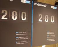 La revista Enderrock arriba al número 200
