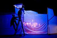 La Baldufa inicia la seva gira amb residència a dos teatre francesos amb 'El Príncep Feliç'