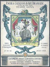 L?Institut del Teatre celebrarà el 2013 el seu centenari amb un programa artístic, divulgatiu i de recerca