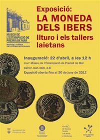 Inauguració de l?exposició La moneda dels ibers. Ilturo i els tallers laietans