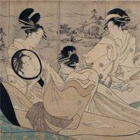 Ukiyo-e, imatges d'un  món efímer