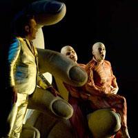 La Fura dels Baus inaugura la nova temporada de l?English National Opera