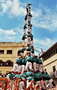 Concedeixen el Memorial Francesc Candel 2010 a la Coordinadora de Colles de Castellers i a la Parròquia Mare de Déu de Port