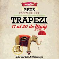 Trapezi torna a omplir Reus amb un centenar d'actuacions de circ
