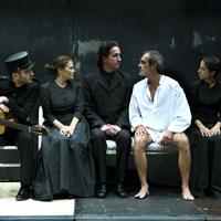El Teatre Lliure acull 'Al cel', sobre Jacint Verdaguer