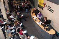 Prop d?un centenar de professionals de la comunicació i la cultura participen a les VIII Jornades anuals de la Taula de Comunicació