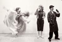 El darrer triangle, cabaret amb textos de Joan Brossa