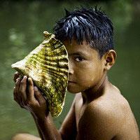 Infància. Fotografies d'Isabel Muñoz
