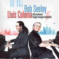 Bob Seeley i Lluís Coloma presenten International Boogie Woogie Explosion